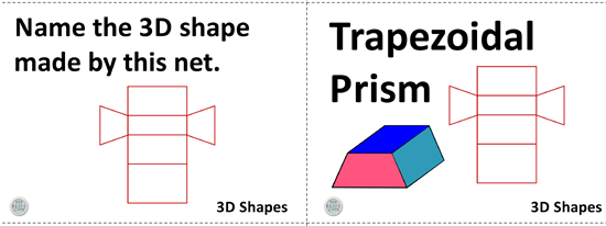 Geometry flashcards include 2D and 3D shapes, angle facts, metric units of measurement, transformations and area. Download below.