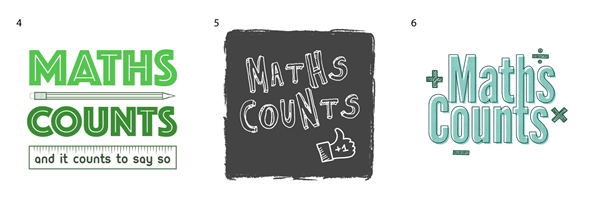Maths-Counts-Logos 1 to 3