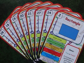 Maths Top Trumps